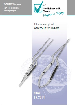 NEURO surgical Micro Instruments 12 14 lq 021250
